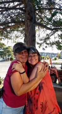 Nancy O'Bosky & Donna Ferguson